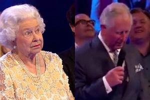 królowa Elżbieta II, książę Karol