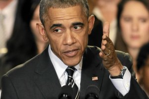"""Obama spotka� si� z Poloni�. Om�wi� dekret imigracyjny. """"Deportacji unikn� ci, kt�rzy �yj� w USA min. pi�� lat"""""""