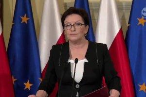 Kopacz: Prosz� pana prezydenta, aby reprezentowa� Polsk� na spotkaniu Rady Europejskiej