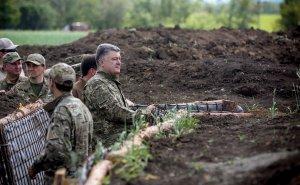 Ukrainie wojna