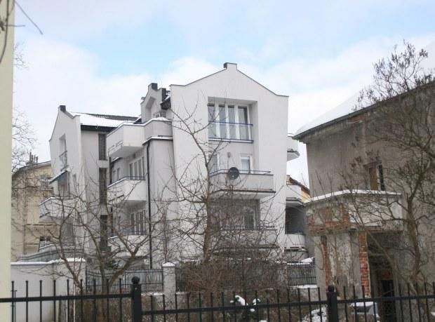 Grzegorz Skawiński, dom