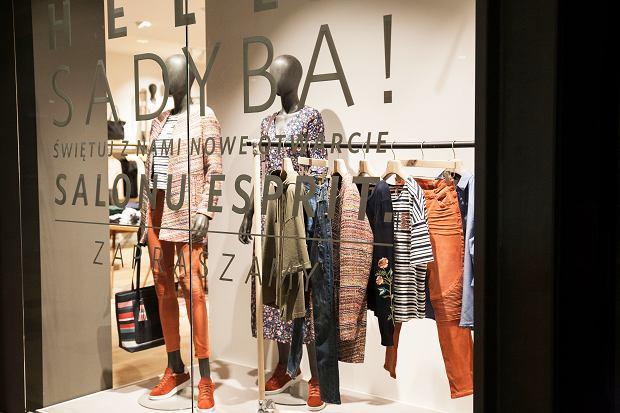 Sklep Esprit w Sadyba Best Mall już otwarty!