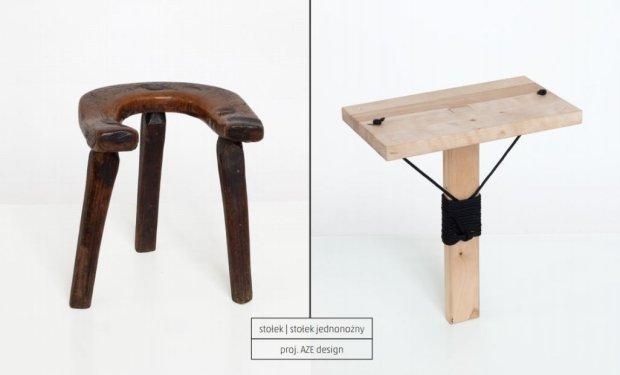 Stołek, AZE Design