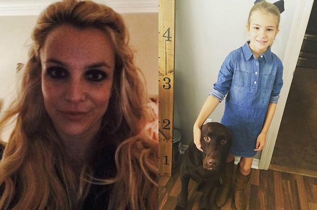 Są dobre wieści na temat stanu zdrowia 8-letniej siostrzenicy Britney Spears. Potwierdziła je na swoim profilu także wokalistka.