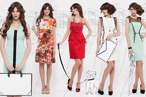 Nie tylko do pracy - ubrania Vissavi na wiosnę 2013