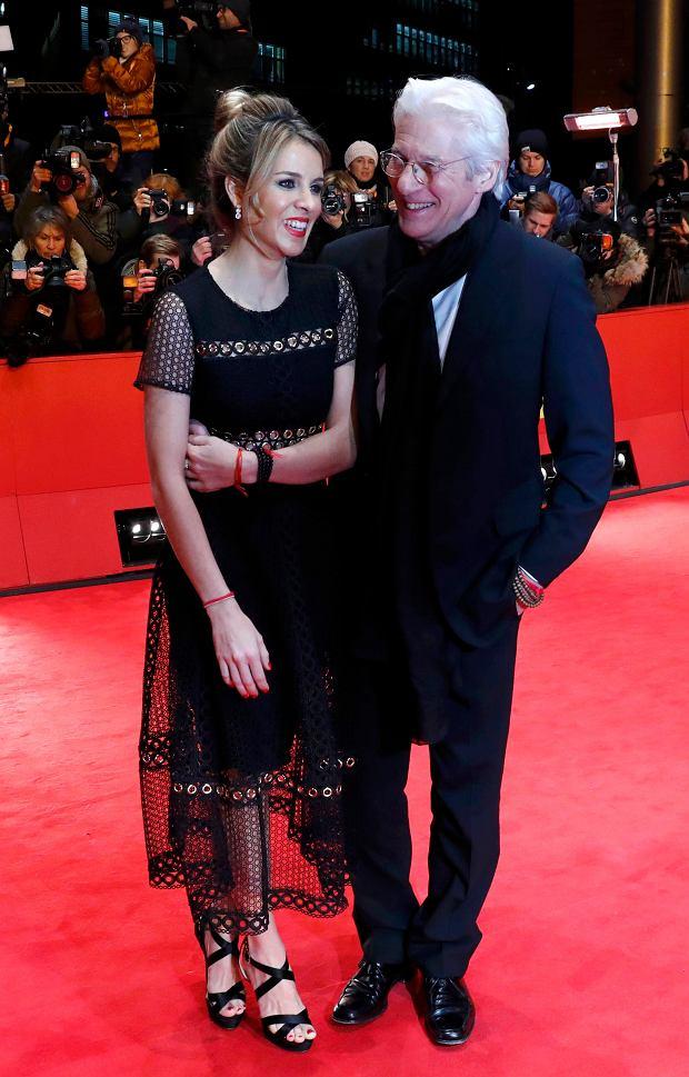 Zdjęcie numer 4 w galerii - Richard Gere został ojcem! 36-letnia żona aktora urodziła kilka dni temu