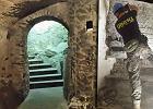 Wyburzyli ścianę w XIII-wiecznym zamku. Za murem odkryli dwa tajemnicze pomieszczenia