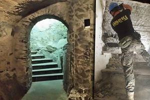 Wyburzyli �cian� w XIII-wiecznym Zamku Czocha na D. �l�sku. Co tam odkryli?
