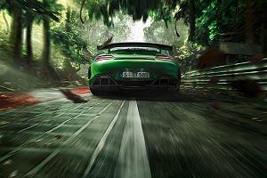 Mercedes AMG GT R | Zielone Piekło w 7 min. 10 sek.