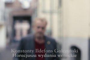 Wiersz jest cudem: Daniel Olbrychski interpretuje wiersz Konstantego Ildefonsa Gałczyńskiego