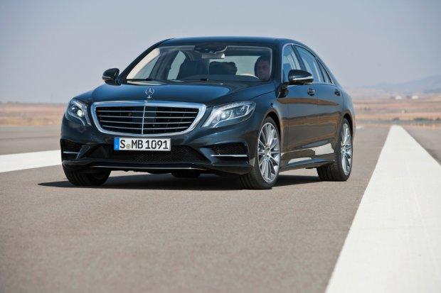 Mercedes Klasy S | �wietna sprzeda� w Polsce