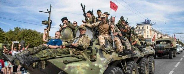 """""""By�em u separatyst�w. Dostaj� wsparcie Rosji. Na w�asne oczy widzia�em czo�gi... Donbas jest stracony"""""""