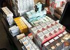 Policja zlikwidowa�a nielegalny handel na Bakalarskiej