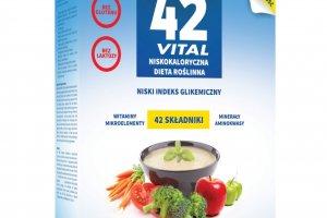 42 Vital - niskokaloryczna dieta ro�linna w proszku