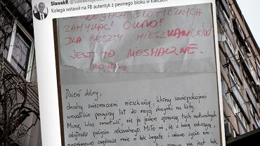 Cięta riposta na oskarżenia sąsiadów