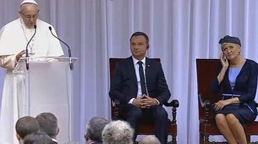 Wizyta papie�a w Polsce. Andrzej Duda og�oszony cesarzem [MEMY]