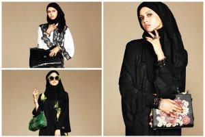 Duet Dolce & Gabbana zaprojektował kolekcję hidżabów. Luksusowa marka wychodzi naprzeciw potrzebom muzułmańskich klientów