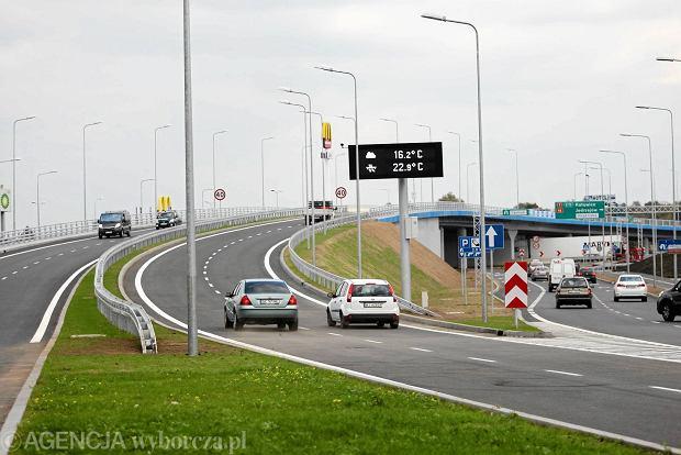 9c2ce915f86d0f Częstochowa, 3 października 2014 r. Otwarcie dla ruchu dwupoziomowego  skrzyżowania DK1 i al.