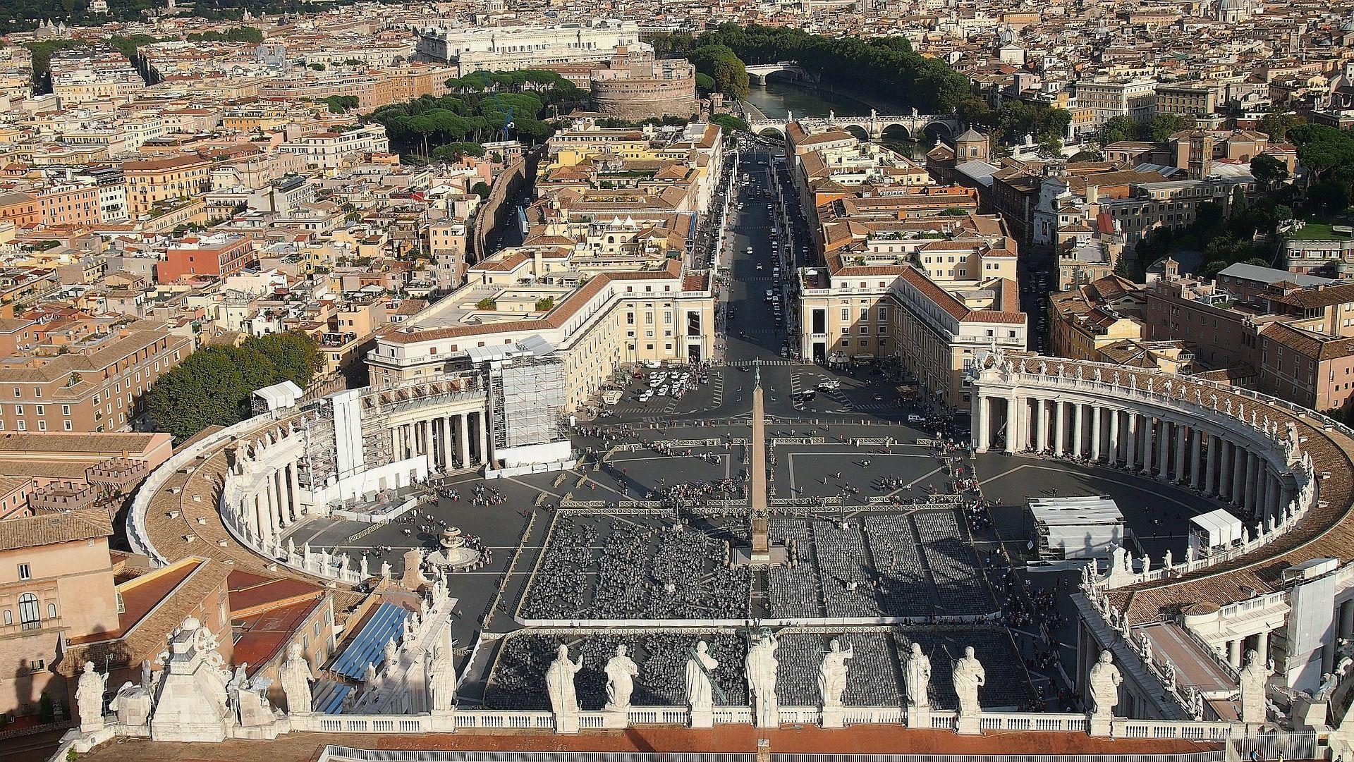 Watykan nie jest tak tajemniczy, jak się wydaje (fot. pixabay.com)