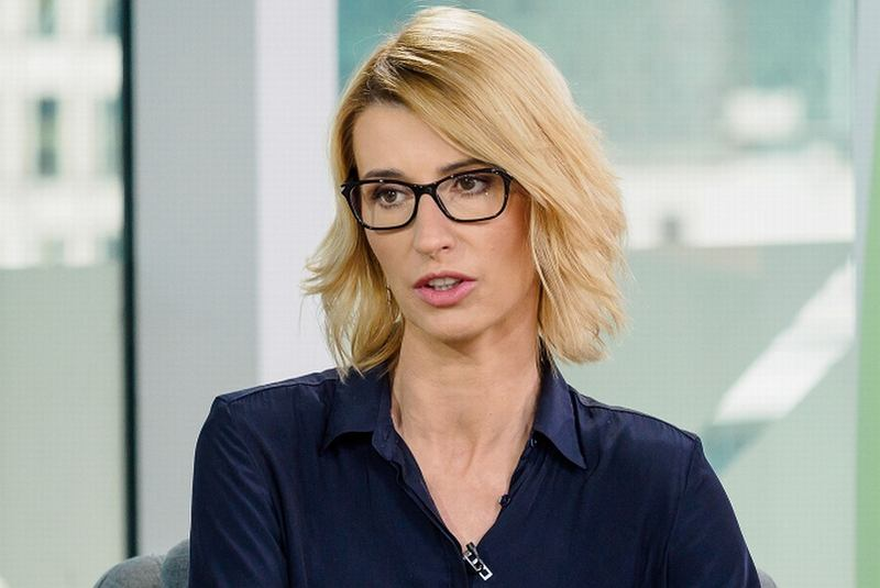 Tatiana Mindewicz-Puacz wspomina wczesne macierzyństwo