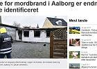 Gangsterzy z Trójmiasta podpalili agencję towarzyską w Danii. Zginęła Polka i jeden ze sprawców