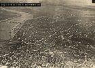 Pierwsze zdjęcia lotnicze Warszawy