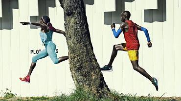 Buty z kolekcji Nike. Cena: ok 400 zł