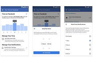 Odwyk od social mediów? Facebook wprowadza nowe funkcje