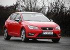 Seat Leon 1.8 TSI FR | Test | Lepiej p�no ni� wcale
