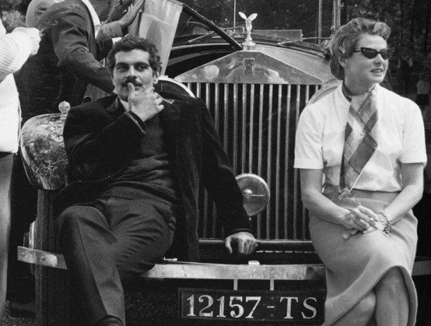 Rolls-Royce i sławni ludzie