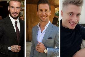 Klasyczny męski zegarek powinien mieć każdy facet! Wiemy, gdzie kupicie modele w stylu Beckhama, Lewandowskiego i Krychowiaka