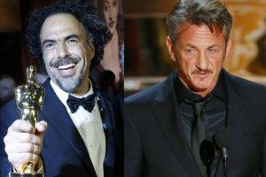 Alejandro González Inárritu, Sean Penn