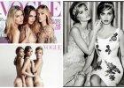 """Cara Delevingne, Georgia May Jagger i Suki Waterhouse razem na ok�adce. """"Straszna nuda"""", """"okropne"""", """"nepotyzm"""" - dlaczego sesja w Vogue UK nie spodoba�a si� internautom?"""
