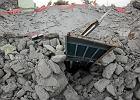 208 os�b zgin�o w trz�sieniu ziemi w Pakistanie. Powsta�a nowa wyspa