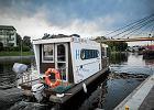 Coraz popularniejsze houseboaty opanowuj� Mazury