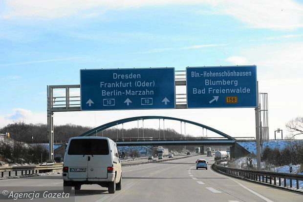 KE pozywa Niemcy za opłaty autostradowe dla samochodów osobowych