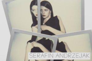 "Serafin Andrzejak wiosna-lato 2015 na polaroidach. Kampania inspirowana estetyk� magazynu ""Self Service"""