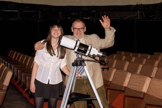 Zofia Kaczmarek wygra�a olimpiad� astronomiczn�. Przez prawie 60 lat nie by�o takiej uczennicy!