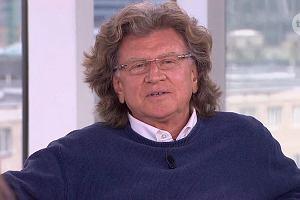 """Zbigniew Wodecki tydzień przed udarem odwiedził studio """"DD TVN"""". """"Bywa tak, że ludzie genialni nie mają odbiorców"""""""