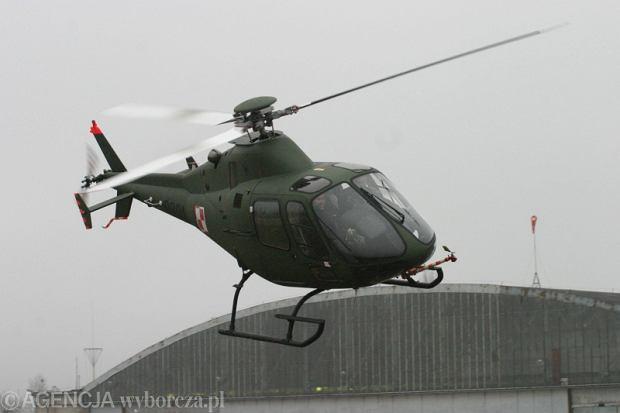 Pokaz �mig�owca SW-4 w wersji dla wojska