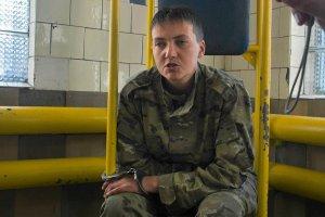 """Nadia Sawczenko pozbawiona snu. Adwokat: """"To s� tortury"""""""