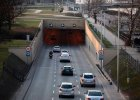 Inwestycje w Warszawie. Przed�u�� tunel Wis�ostrady?