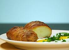 Ziemniaki Hasselback - ugotuj
