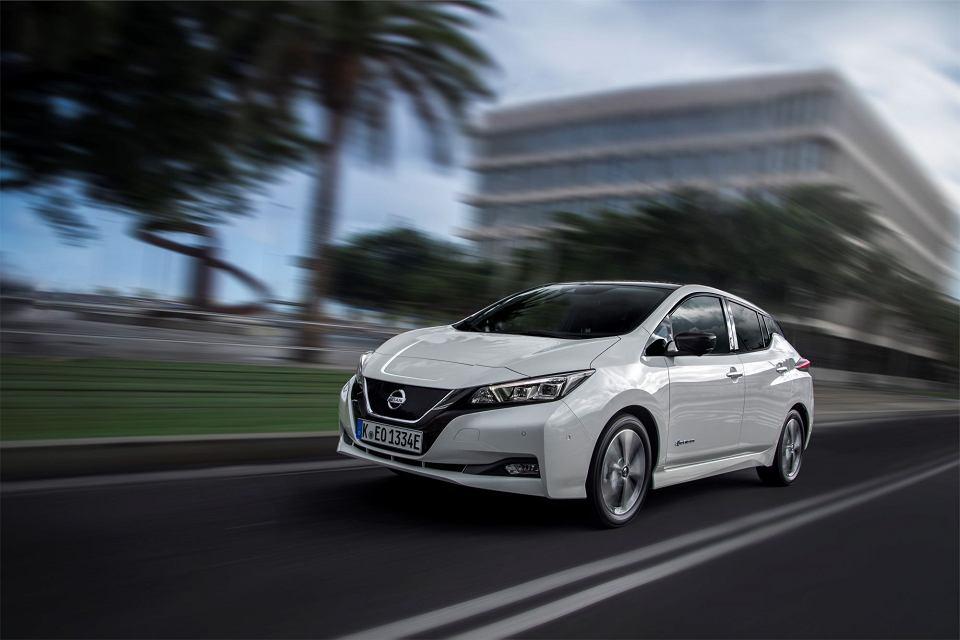 Nissan Leaf (ab MY 2018)