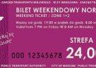 Bilet weekendowy w Warszawie. Dlaczego turysta nie może kupić biletu na kilka dni? [LIST]