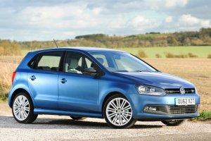 VW Polo BlueGT   Szybki i oszczędny