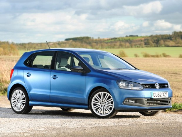 VW Polo BlueGT | Szybki i oszcz�dny
