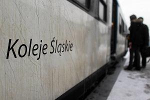 W czwartek na trasy nie wyjadą 92 pociągi Kolei Śląskich