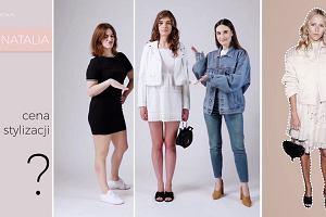 Jessica Mercedes w bieli od H&M Conscious. Jak odtworzyć jej stylizację taniej? [DRESS FOR LESS]