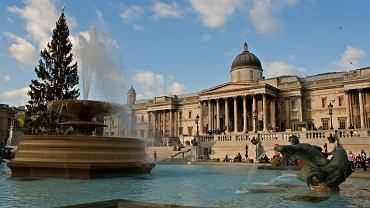 National Gallery, Londyn, Galeria Narodowa w Londynie, Wielka Brytania